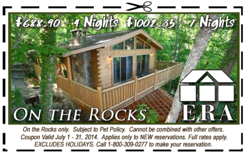 Discounted Summer Rate for On the Rocks
